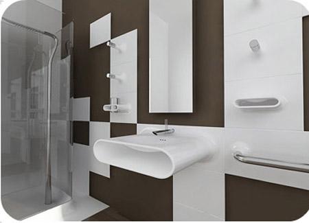 Mod Bathroom