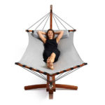 Modern Free Standing Hammock: High Quality and Visually Appealing Hammock
