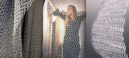 Modern Laser Cut Textiles Can Be Your Stylish Home D 233 Cor