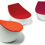 Colorful Modus Orbital Chair for Modern House