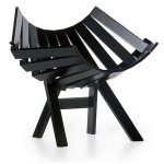 Stack in Your Moooi Clip Chair When Not Used