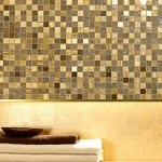 Moonlight Sparkling Bathroom Tiles for Shiny and Elegant Bathroom Design