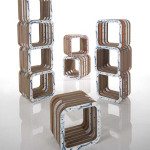 More Modular Shelves By Giorgio Caporaso