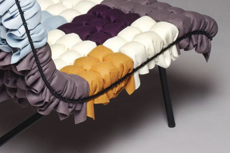 Mosaiik Lounge Chair