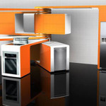 Movable Modern: The Kitchen Of The Future