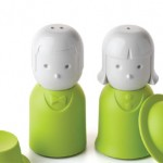 Mrs. Salt And Mr. Pepper: A Playful Yet Stylish Salt And Pepper Shaker