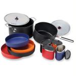 MSR Flex 4 System Cookset For Your Cooking Needs