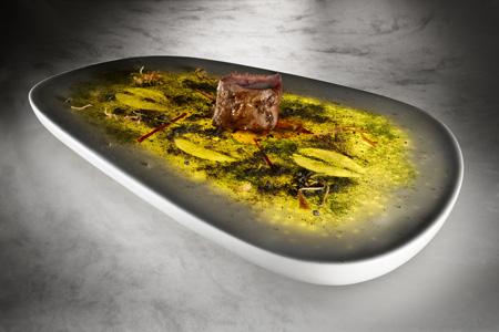 Multi-sensorial Gastronomy Tableware