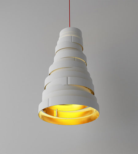 Mummy Lamp