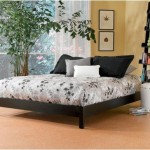Sleep Comfortably In Style Using Your New Murray Black Platform Bed