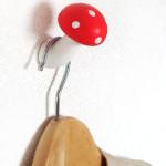Mushroom Hook By Masako Sato