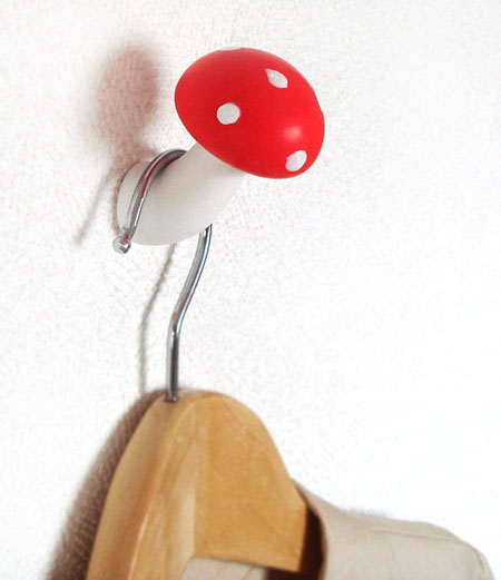 Mushroom Hook