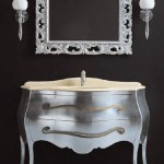 Narciso Classic Luxury Bathroom Vanity by Eurolegno