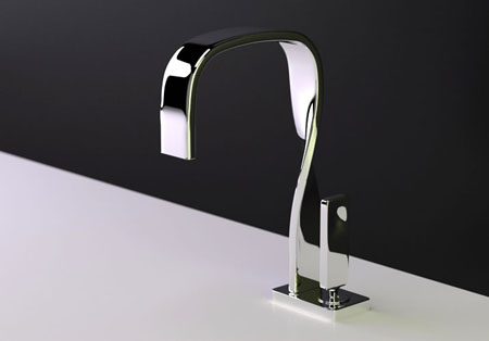 Nastro Stylishly Unique Flat Tap Modern Home Decor