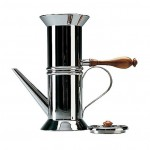 The Neapolitan Coffee Maker Miniature By Alessi