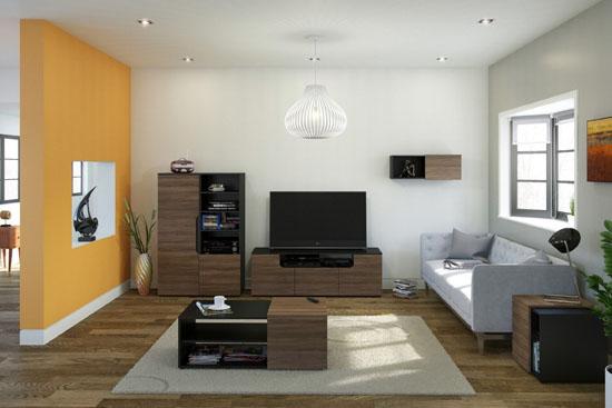 Nexera 600136 Next TV Stand