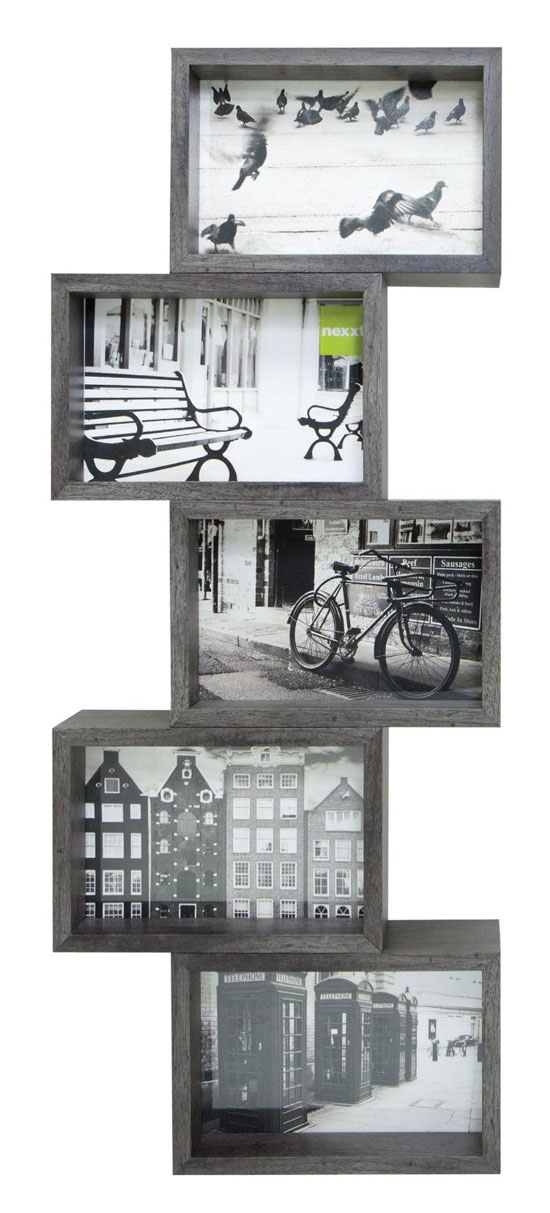 Nexxt PN17318-9 Bricks Block Staged Collage Frame