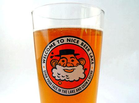 Nice Beer Lake