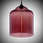Elegant Niche Modern Bell Jar Pendant by Jeremy Pyles