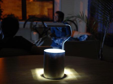 Nimbus Reading Lamp