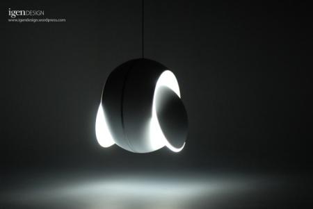 Nissyoku Lamp