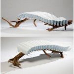 No. 3 Bench: A Uniquely Eye-catching Bench For Your Modern Home