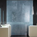 Shine Bathroom Tile by Novabell