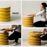 OCCO: A Minimalistic And Contemporary Furniture Design