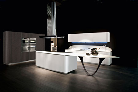 ola20: a renewed classic and original kitchen design | modern home