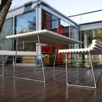 Olithas: Concretely Styled Outdoor Furniture