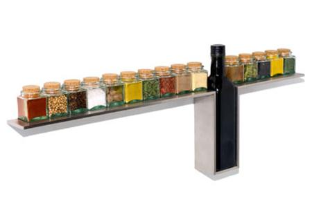spice rack modern design