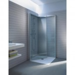 Open Space: A Transforming Shower
