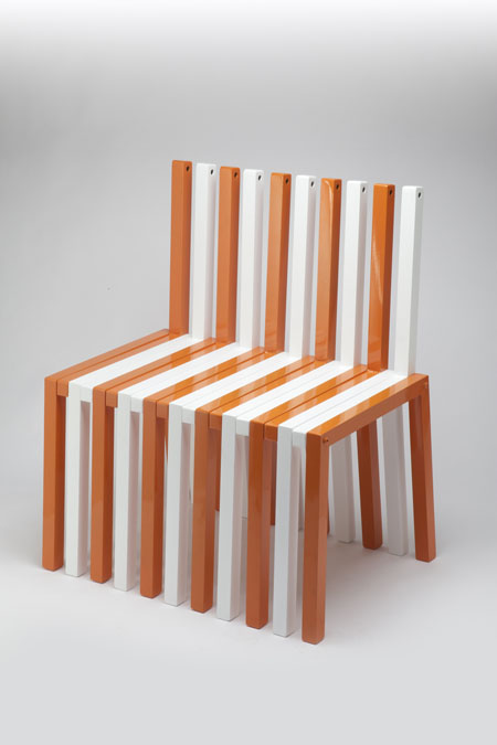 Modular Piece Of Furniture That Allows You To Create Your Own Design