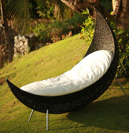 Lounge Chair and Daybed from Lifeshop Collection