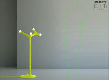 Ozono Lamp