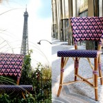 ParisLovesYou Chair: Classicaly Modern Parisian Bistro Chair