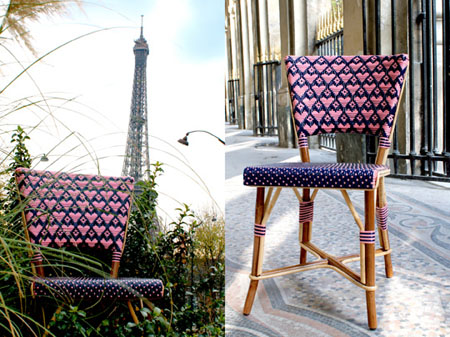ParisLovesYou Chair