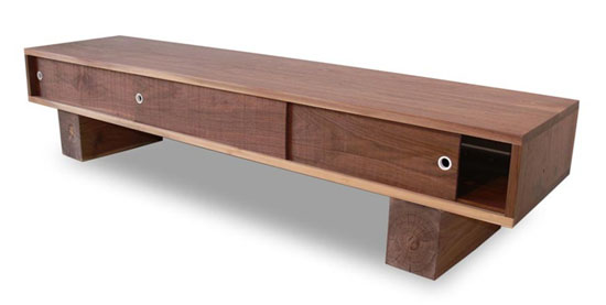 Pawnee Console Shimna Coffee Table