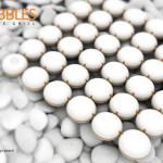 Pebbles Portable Stone Grill Concept