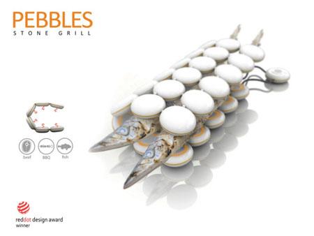 pebbles grill concept