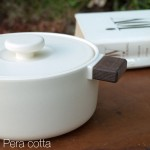 Pera Cotta: A Classy Wood And Ceramic Cookware