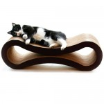 Give Your Cats A Stylish Scratching Pad With The PetFusion Cat Scratcher Lounge