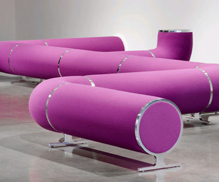 Pipeline Seating System
