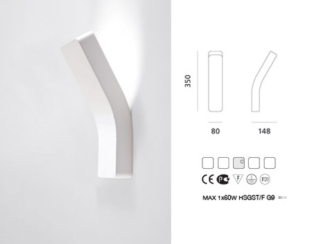 Stylish Wall Lights: Platone Wall Lamp,Lighting