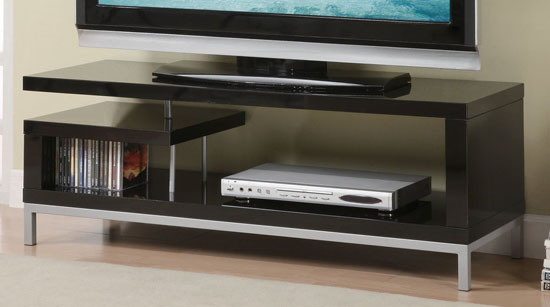 Poundex TV Stand