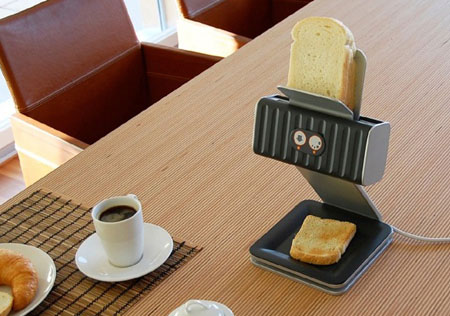 Print Your Toast Toaster