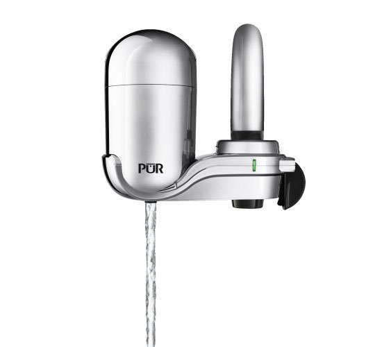 PUR 3-Stage Vertical Faucet Mount