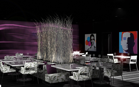 Night Clubs, Restaurants, Cafe Design | Home Design Online