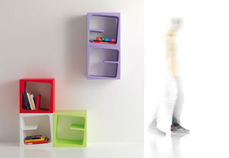 Quby Bookcase