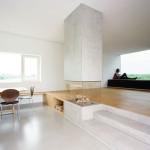Elegant Firpelace By X Architekten